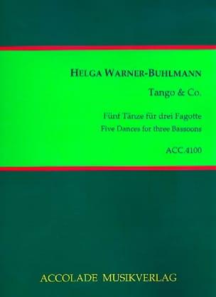 Tango & Co. Helga Warner-Buhlmann Partition Basson - laflutedepan