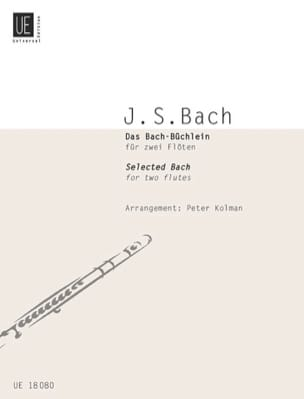 Das Bach-Büchlein – 2 Flöten - laflutedepan.com