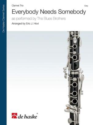 Brothers Blues - 誰もが必要とするSomebody - 3 Clarinets - 楽譜 - di-arezzo.jp