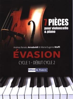 Evasion - Violoncelle et Piano laflutedepan