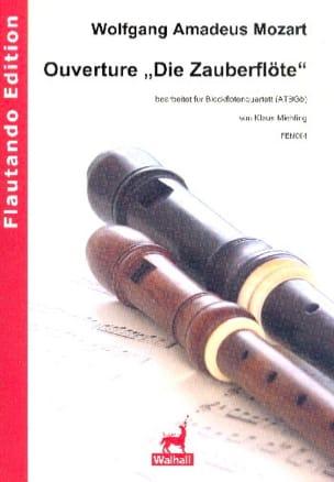 Ouverture de la Flûte Enchantée - MOZART - laflutedepan.com