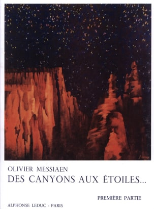 Olivier Messiaen - From Canyons to Stars - Part 1 - Sheet Music - di-arezzo.com