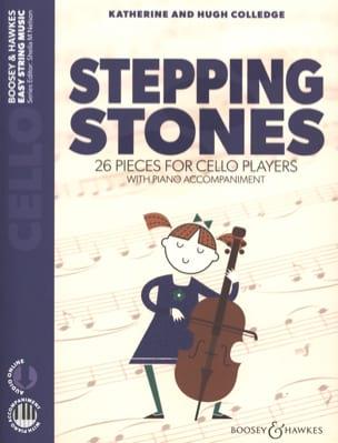 Stepping Stones - Violoncelle Partition Violoncelle - laflutedepan