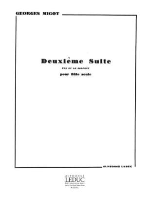 Deuxième Suite - Eve et le Serpent - Georges Migot - laflutedepan.com