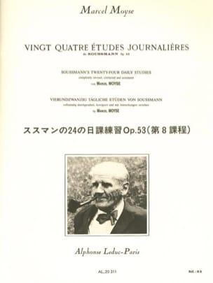 24 Etudes Journalières op. 53 - Flûte - laflutedepan.com