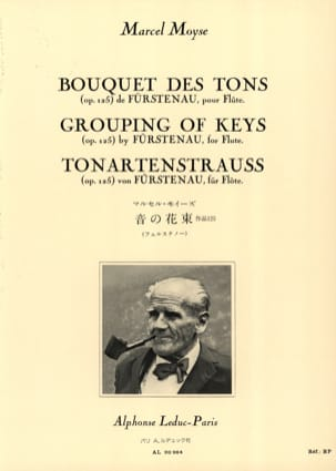 Fürstenau Anton Bernhard / Moyse Marcel - Bouquet of Tons op. 125 - Sheet Music - di-arezzo.co.uk