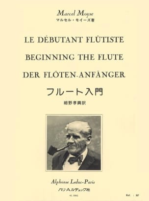 Marcel Moyse - The Flutist Beginner - Sheet Music - di-arezzo.com