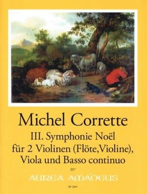 Michel Corrette - Christmas Symphony 3 - Sheet Music - di-arezzo.co.uk
