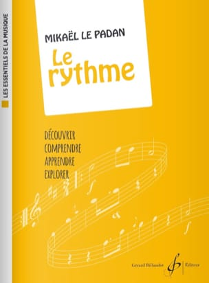Padan Mikaël Le - Rhythm - Sheet Music - di-arezzo.co.uk