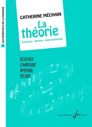 Catherine Méchain - The theory - Sheet Music - di-arezzo.com