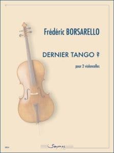 Dernier Tango? - 2 Violoncelles Frédéric Borsarello laflutedepan