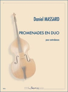 Daniel Massard - Duet Rides - 2 Double Bass - Sheet Music - di-arezzo.co.uk
