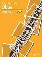 Paul Harris - Oboe Basics - Sheet Music - di-arezzo.co.uk