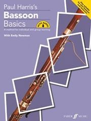 Paul Harris - Bassoon Basics - Sheet Music - di-arezzo.co.uk