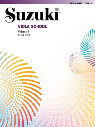 Suzuki - Suzuki Viola School Vol. 9 - Partition - di-arezzo.fr