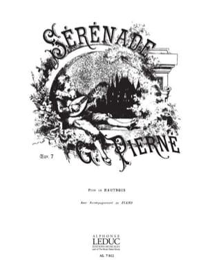 Gabriel Pierné - Serenade op. 7 - Sheet Music - di-arezzo.co.uk
