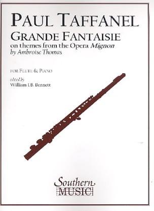 Paul Taffanel - Great fantasy on cute - Sheet Music - di-arezzo.com