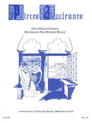 Monique Rollin - Pièces anciennes - Partition - di-arezzo.fr