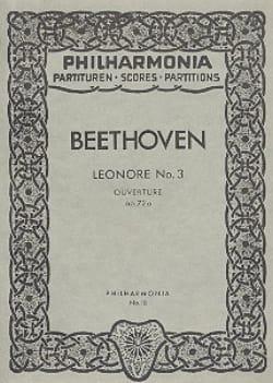BEETHOVEN - Leonore Nr. 3, Op. 72a - Partitur - Sheet Music - di-arezzo.com