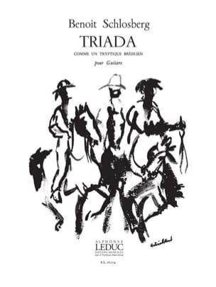 Schlosberg - Triada - Partition - di-arezzo.fr