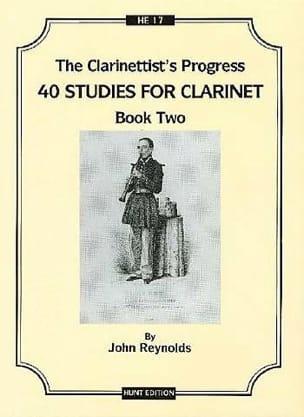 John Reynolds - The Clarinettist's Progress Book 2 - Sheet Music - di-arezzo.co.uk