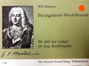 Georg Friedrich Haendel - Für angehende Händel-Freunde - Sheet Music - di-arezzo.com