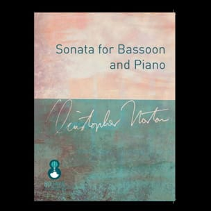 Christopher Norton - Sonata - Bassoon and Piano - Sheet Music - di-arezzo.com