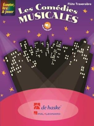Les Comédies Musicales - Flûte - Partition - laflutedepan.com
