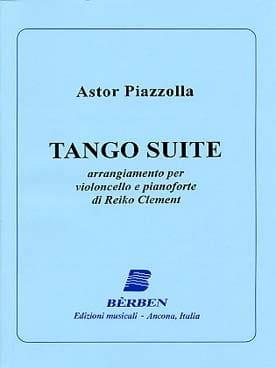 Astor Piazzolla - Tango Suite - Cello und Klavier - Noten - di-arezzo.de