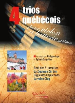 4 Trios Québecois - laflutedepan.com