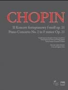 Concerto pour Piano n° 2, opus 21 CHOPIN Partition laflutedepan