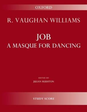 Job - A Masque for Dancing - WILLIAMS VAUGHAN - laflutedepan.com