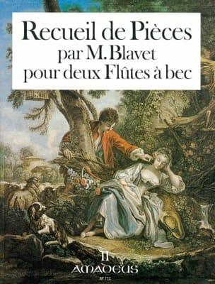 Michel Blavet - 1st Book of Parts - Vol. 2 - Sheet Music - di-arezzo.com