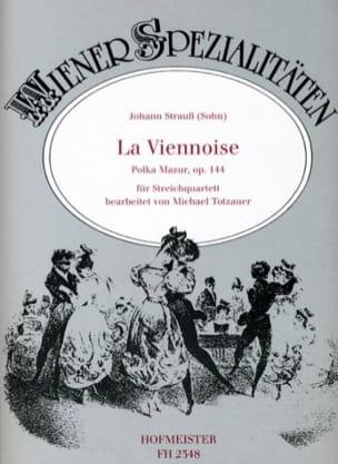 La Viennoise, op. 144 - Johann (Fils) Strauss - laflutedepan.com