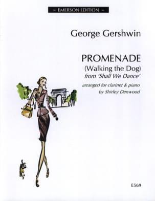 George Gershwin - Promenade - Clarinet and Piano - Sheet Music - di-arezzo.co.uk