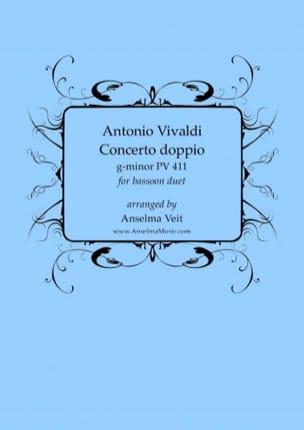 Antonio Vivaldi - Concerto Doppio PV 411 - Sheet Music - di-arezzo.com