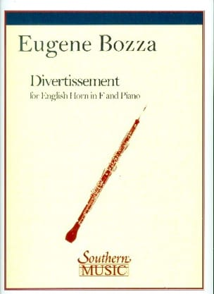 Eugène Bozza - Entertainment - Sheet Music - di-arezzo.com