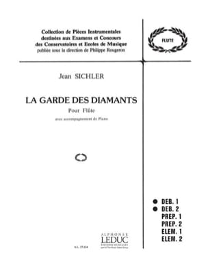 Jean Sichler - The guard of diamonds - Sheet Music - di-arezzo.co.uk