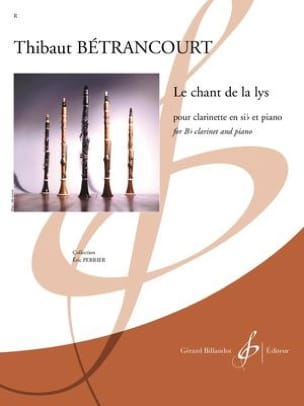 Le Chant de la Lys - Thibaut Bétrancourt - laflutedepan.com