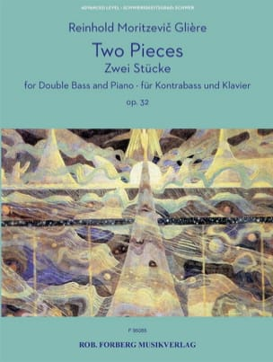 Reinhold Glière - 2 Pieces, Opus 32 - Sheet Music - di-arezzo.co.uk