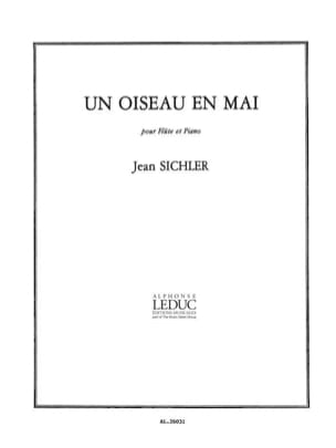 Jean Sichler - A bird in May - Sheet Music - di-arezzo.co.uk