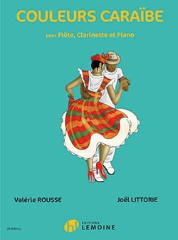 Valérie / Littorie Joël Rousse - Caribbean colors - Sheet Music - di-arezzo.co.uk