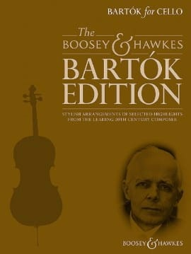 BARTOK - Bartok for Cello - Sheet Music - di-arezzo.co.uk
