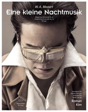 Wolfgang Amadeus Mozart - Eine Kleine Nachtmusik, Kv 525 - Solo Violine - Noten - di-arezzo.de