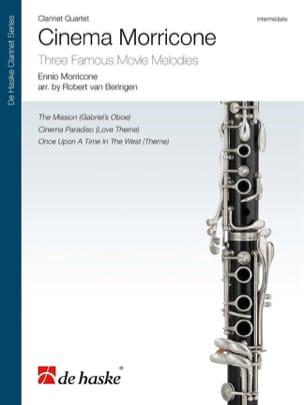 3 Thèmes de Films - 4 Clarinettes - Ennio Morricone - laflutedepan.com