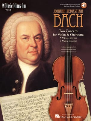 Johann Sebastian Bach - Violin Concertos - Sheet Music - di-arezzo.com