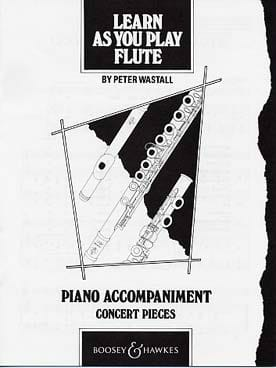 Peter Wastall - Learn as you play Flute - Sheet Music - di-arezzo.co.uk