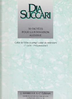 Dia Succari - Reading Exercises - Prep. 1 - Sheet Music - di-arezzo.com
