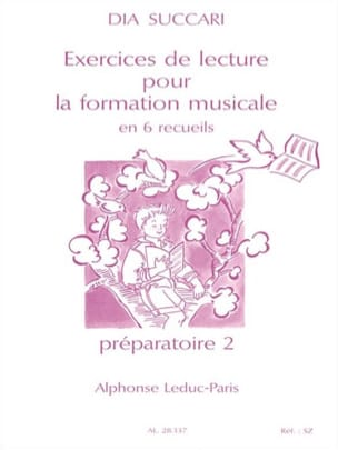 Dia Succari - Reading Exercises - Prep. 2 - Sheet Music - di-arezzo.com