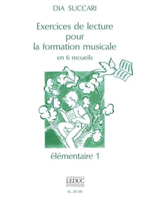 Dia Succari - Reading Exercises - Elementary 1 - Sheet Music - di-arezzo.com